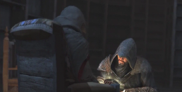 Assassin's Creed Revelations - Mémoires d'Altaïr