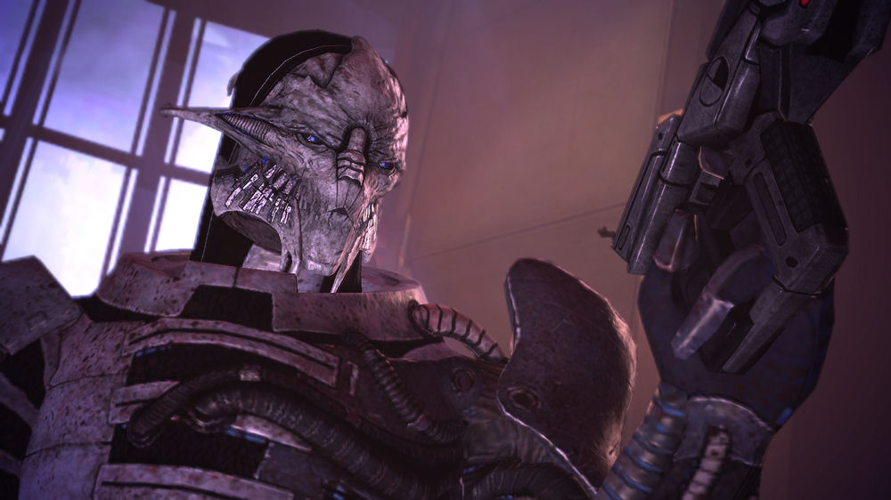 Mass Effect - Saren