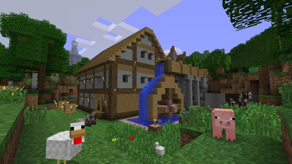 Minecraft, un monde tout en pixels et en cubes