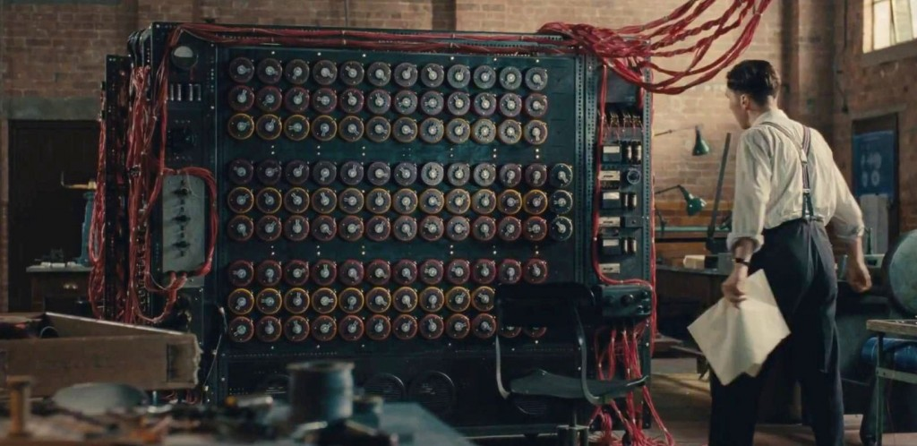 Imitation Game - la machine