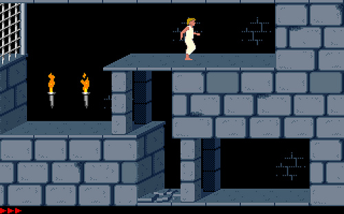 Screenshot du jeu Prince of Persia